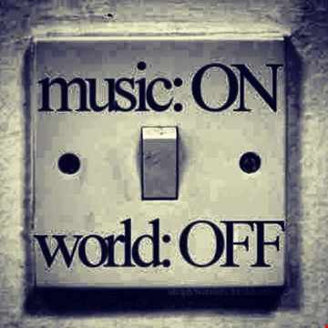 Music On...World Off