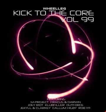 Kick To The Core Vol 99 - Upfront UK Hardcore