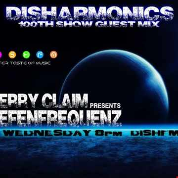 Disharmonics @ Tiefenfrequenz 100th Show Guest Mix - Dishfm (PCast)