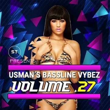 Usman's Bassline Vybez Volume 27