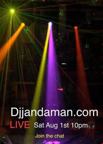 Saturday Night Classic Dance Party 8 1 20