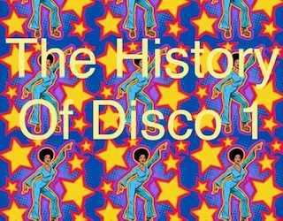 DJ Wayner The History Of Disco  Mix 1