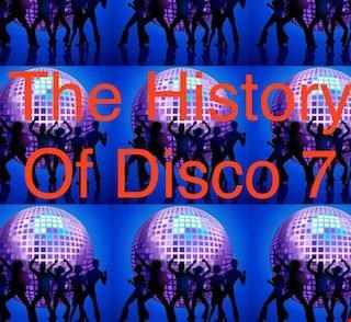 The History Of Disco Mix 7