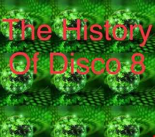 The History Of Disco Mix 8