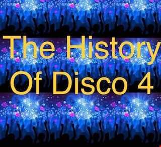 Dj Wayner The History Of Disco Mix 4