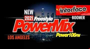 01 NEW FREESYLE POWER MIX 2021 INTERFACE GLOBAL MUSIC FT JON INTERFACE