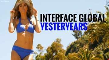 01 YESTERYEARS FREESTYLE INTERFACE GLOBAL MUSIC FT JON INTERFACE