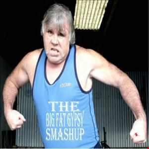 THE BIG FAT GYPSY SMASH UP!   CAPTUN B   MARCH 2013!