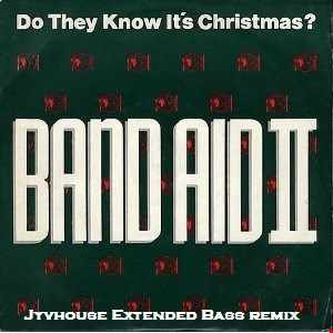 Band Aid   Do You Know Its Christmas (Jyvhouse Extended Bass Remix)