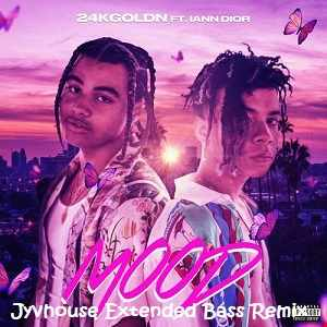 24kGoldn ft Iann Dior   Mood (Jyvhouse 101 Urban Bass Remix)