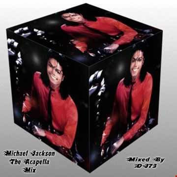MICHAEL JACKSON - THE ACAPELLA MIX