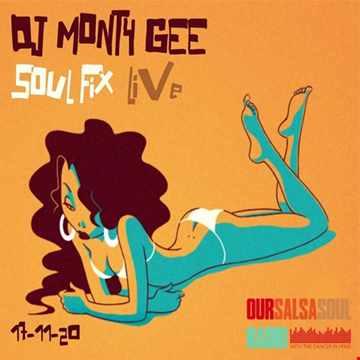 DJ MONTYGEE SOULFix ***LIVE**ON OSSR 17/11/2020 (BRAND NEW SOULFUL HOUSE)