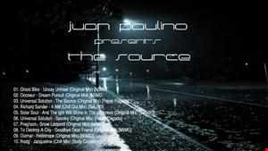 Juan Paulino Pres. The Source (Electronica 2013 Promo)