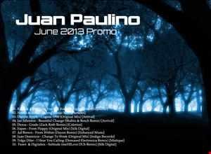 Juan Paulino   June 2013 Promo