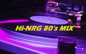 80S FEMALE HI NRG