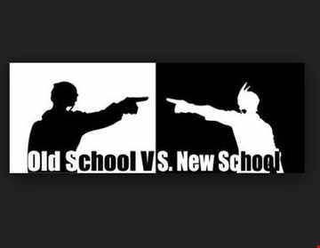 OLD SKOOL VS NEW SKOOL MIX 6
