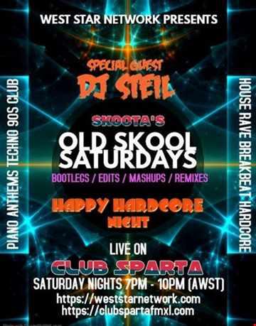DJ Steil   Old School Saturdays 20 Jul 2019