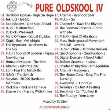 Pure Oldskool IV