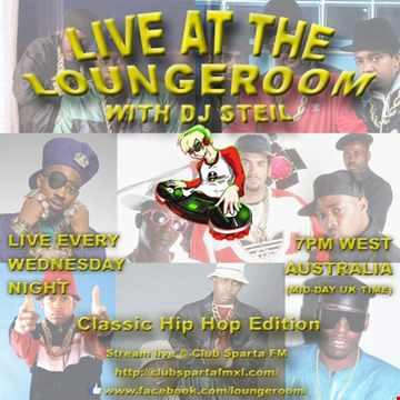 DJ Steil   Live At The Loungeroom 2019 02 27 Classic Hip hop