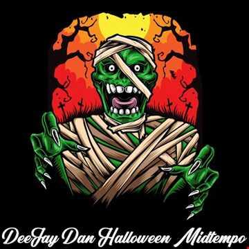 DeeJay Dan - Halloween Midtempo [2020]