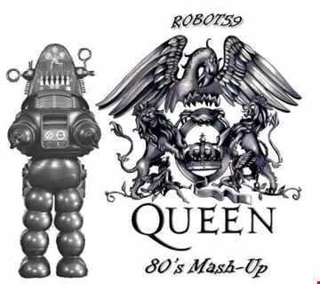 QUEEN 80's Mash Up