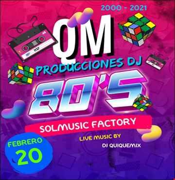 80 MegaMix QM Producciones dj