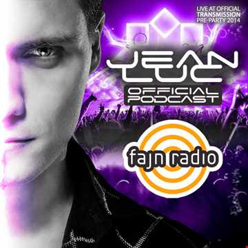 Jean Luc - Party Time 27 on Fajn Radio (Live at OFFICIAL TRANSMISSION PRE PARTY 2014)