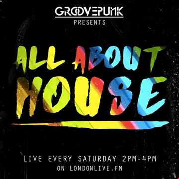 ALL ABOUT HOUSE - Funky|Deep|Vocal - 11/06/2016