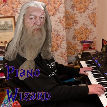 7th April 2020 Piano Wizard