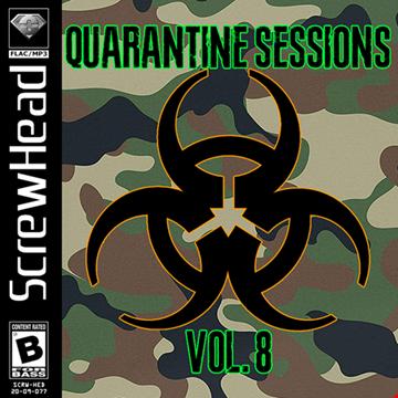 Quarantine Sessions Vol. 8