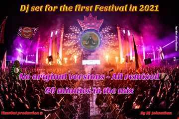 Dj Johnathan   Festivalmix 2021