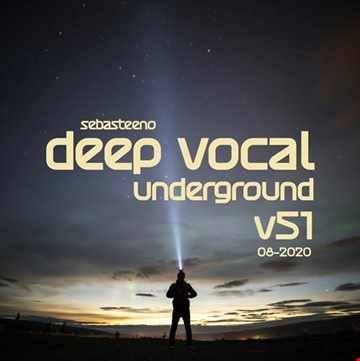 DEEP VOCAL Underground V51   Summer Funk   08 2020