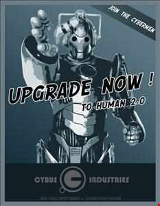 Rise Of The Cyberman (01/18/14)