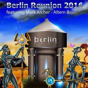 Berlin Reunion 2016 CD Giveaway