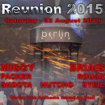 Berlin Reunion 2015