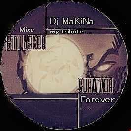 Dj MaKina @ My Tribute Mixe Tim Baker 100%