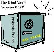 """Invisible Friend - Wax Tribe -  (The Kind Vault """"session # 373"""")      KIND RECORDINGS PODCAST"""