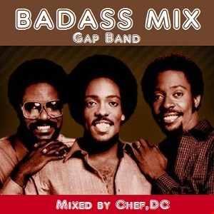 GAP  BAND  - The Badass Mix