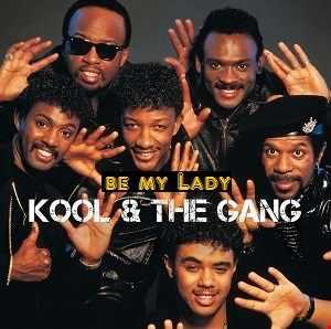 "Kool & the Gang  -  BE MY LADY 12"""