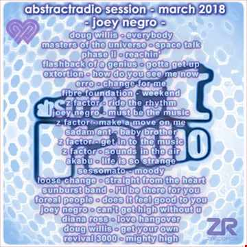 abstractradio session - joey negro