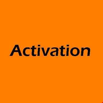 Activation - Session 91