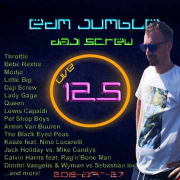 Daji Screw - EDM Jumble 125