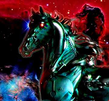 Here Come the Space Horses
