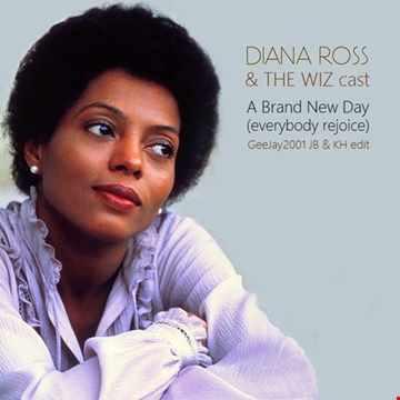 Diana Ross & The Wiz cast - A Brand New Day (Everybody Rejoice) - GeeJay2001 JB & KH edit