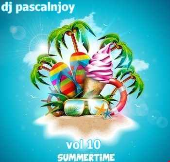 dj pascalnjoy vol 10 Summer Time 2020