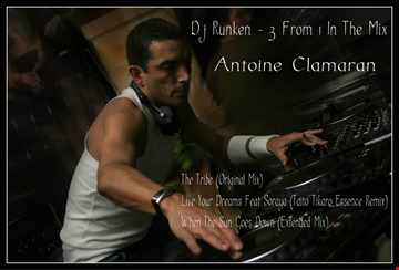 3 From 1 In The Mix - Antoine Clamaran (2012)
