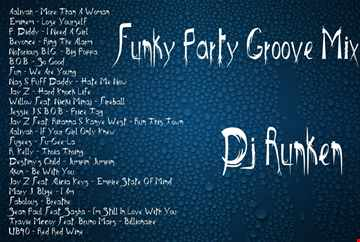 Funky Party Groove Mix (2012)