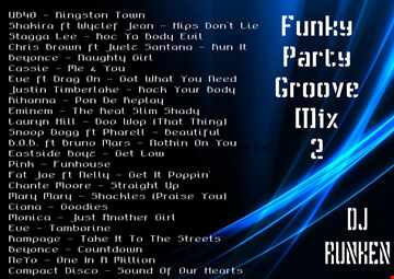 Funky Party Groove Mix 2 (2012)