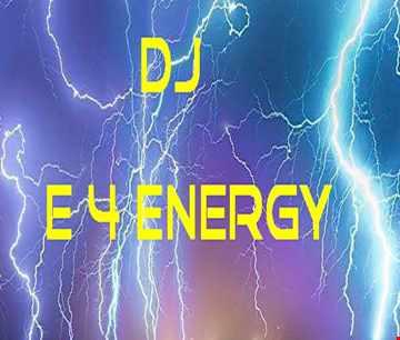 dj E 4 Energy - Piano Power, House Mix 126 bpm, May 2019.
