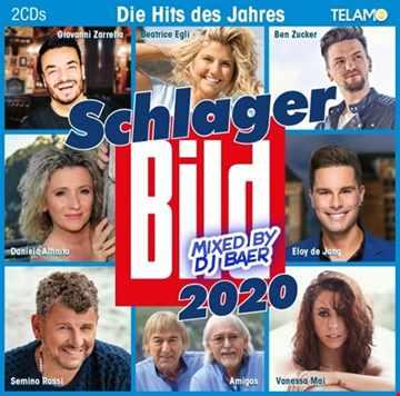 VA  - Schlager Bild 2020 (Mixed by DJ Baer)